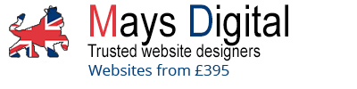 Mays digital web design agency