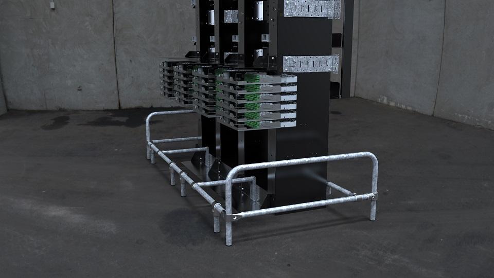 Rack &amp Sub-Rack