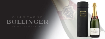 Bollinger Promotional Packaging Design