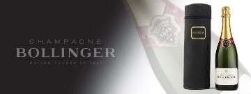 Bollinger Promotional Packaging Design
