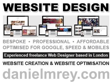 Web Designer danielmrey.com