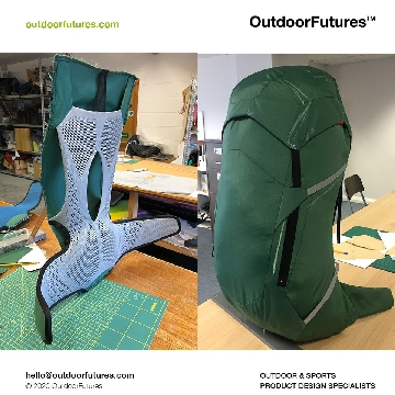 Outdoor Futures - Lowe Alpine AirZone - Sample
