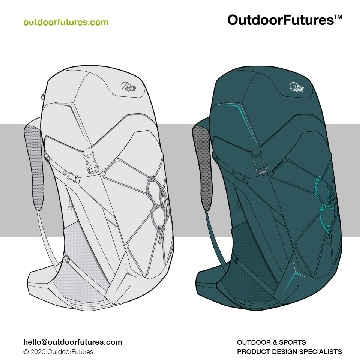 Outdoor Futures - Lowe Alpine AirZone - Colour