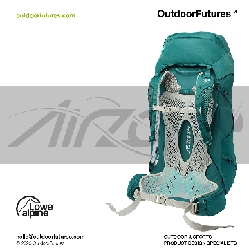 Outdoor Futures - Lowe Alpine AirZone - Back System