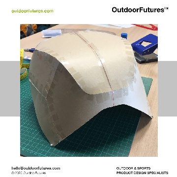 Outdoor Futures - Lowe Alpine AirZone - Card Model