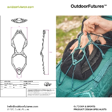 Outdoor Futures - Lowe Alpine AirZone - Components