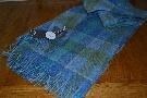 Teifi Wool Blanket