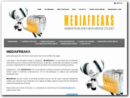 https://www.media-freaks.com/ website