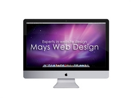 https://www.mayswebdesign.co.uk/ website