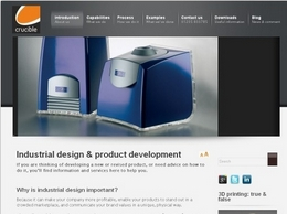 http://www.crucibledesign.co.uk website