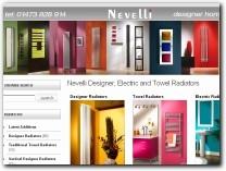http://www.nevellidesignerradiators.co.uk/ website