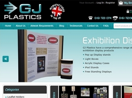 https://www.gjplastics.co.uk/ website