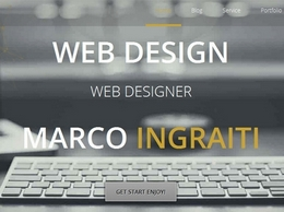 http://www.marcoingraiti.it website