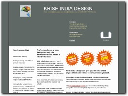 http://www.krishnadasan.com/ website