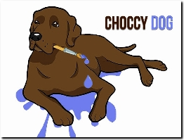https://www.choccydog.co.uk/ website