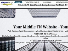 https://www.simpledesignwebsites.com/ website