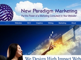 https://newparadigmmarketing.com/ website