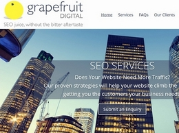 https://www.thegrapefruit.co.uk/ website