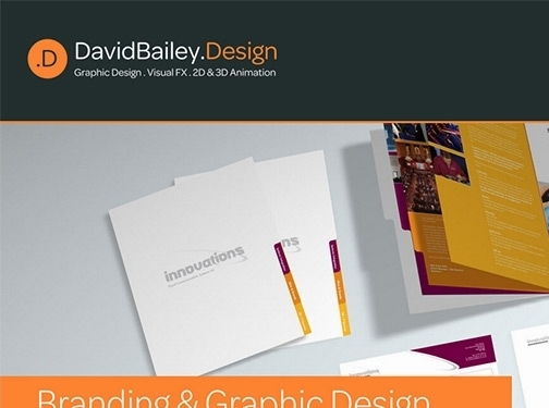 https://www.davidbailey.design/ website