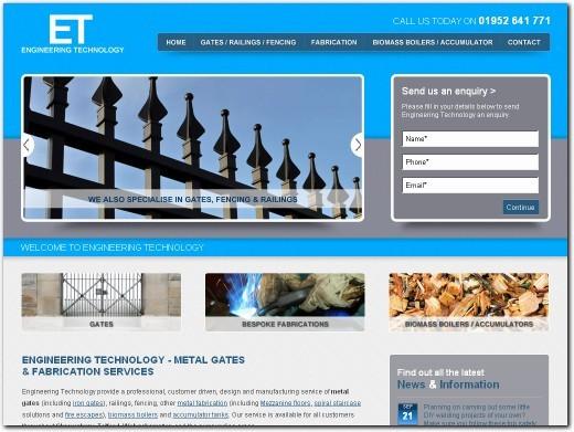 http://www.engineering-technology.co.uk/ website