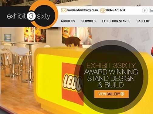 https://www.exhibit3sixty.co.uk website