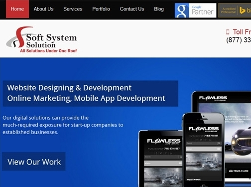 http://www.softsystemsolution.com website