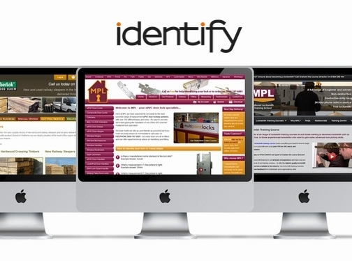 http://www.identifywebdesign.co.uk website