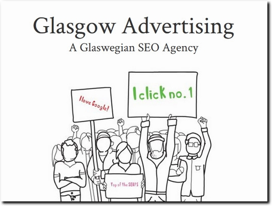 http://www.glasgowadvertising.co.uk/ website