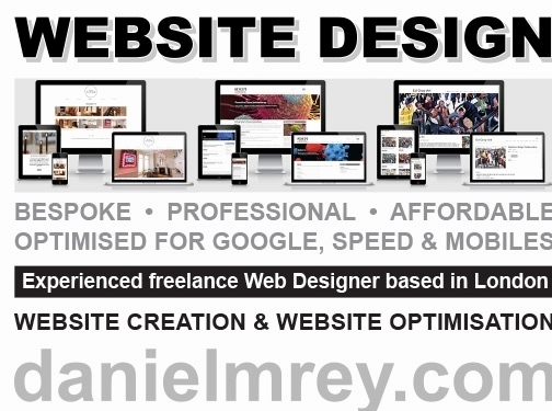 https://www.danielmrey.com/ website