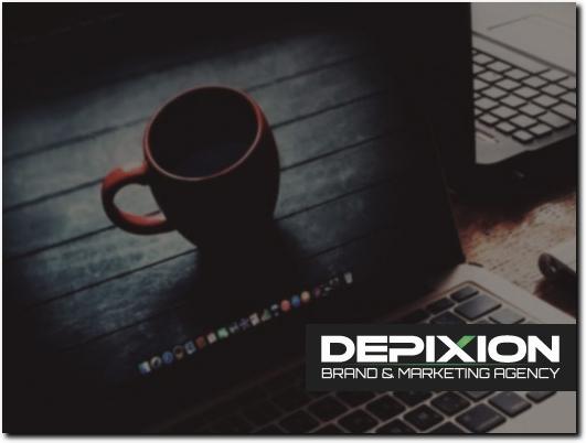 http://www.depixion.agency website