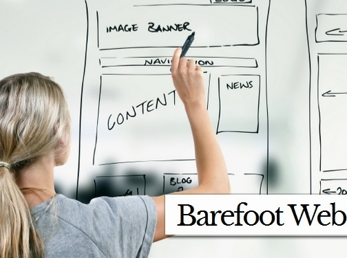 http://www.barefootweb.co.uk/ website
