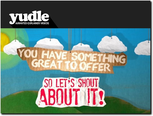 https://www.yudle.co.uk/ website