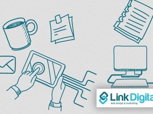 https://www.linkdigital.co.uk/ website