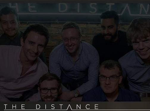 https://thedistance.co.uk/ website