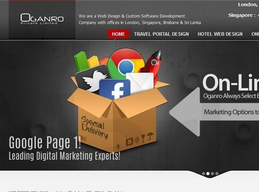http://www.oganro.com/ website