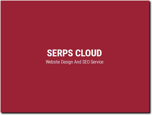 https://www.serpscloud.com/ website
