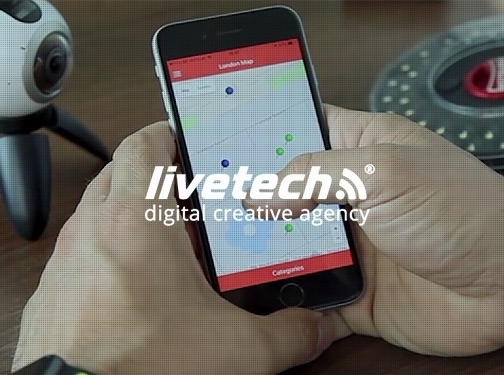 https://www.livetech.co.uk/ website