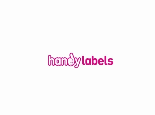 https://www.handylabels.co.uk/ website